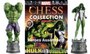 Marvel Chess Collection Special #1 Hulk & She Hulk Eaglemoss Publications